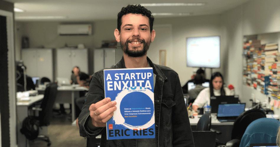 Livro A Startup Enxuta - Eric Ries