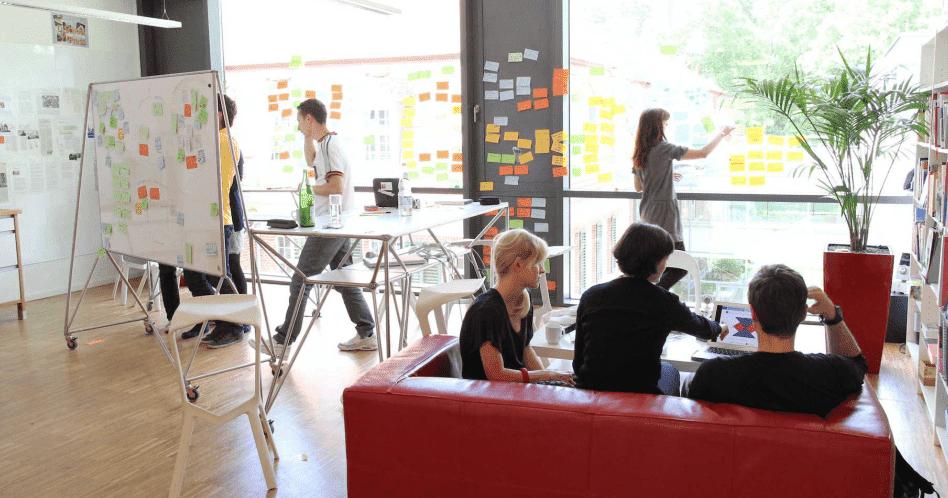 Planeje uma reunião produtiva com o Design Thinking
