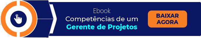 E-book Competências de um Gerente de Projetos
