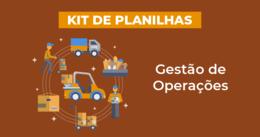 [KIT] Gestão de Operações