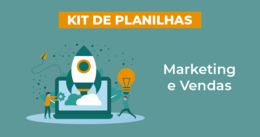 [KIT] Marketing e Vendas