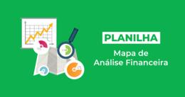 [Planilha] Mapa de Análise Financeira