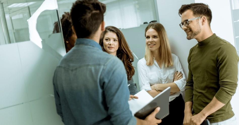 Comunicação intermitente: a chave da resolução de problemas