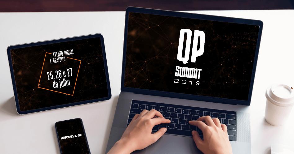 7 motivos para participar do QP Summit 2019!