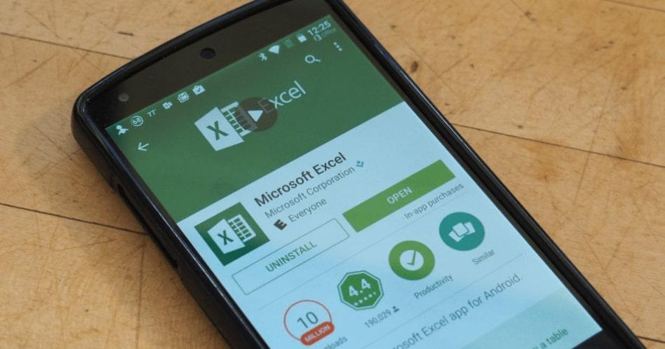 Excel para Android: quais as vantagens e diferenças?