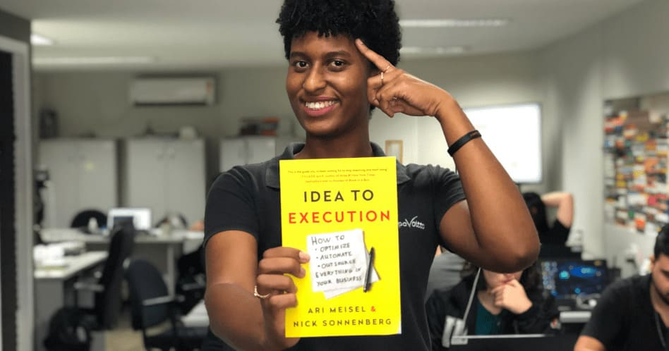 Idea to Execution - Ari Meisel, Nick Sonnenberg