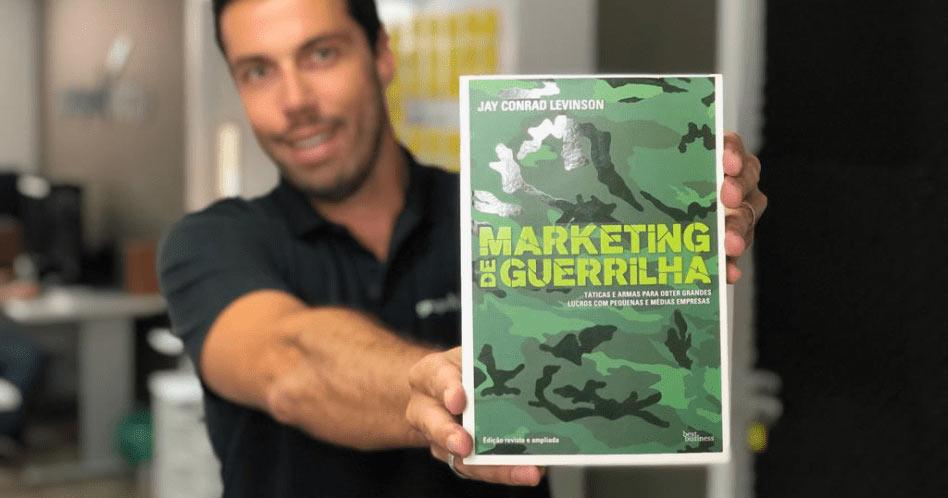 Marketing de Guerrilha - Jay Conrad Levinson