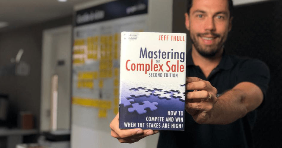 Mastering the Complex Sale - Jeff Thull