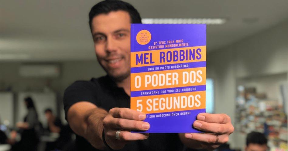 O Poder dos 5 Segundos - Mel Robbins