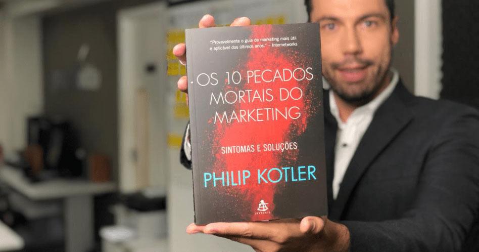 Os 10 Pecados Mortais do Marketing - Philip Kotler