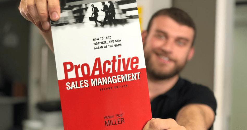 Proactive Sales Management - William Miller