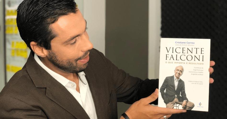 Vicente Falconi: O que importa é resultado - Cristiane Correa