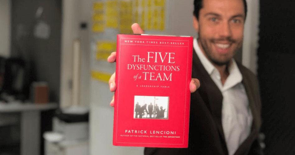 Os 5 Desafios das Equipes - Patrick Lencioni