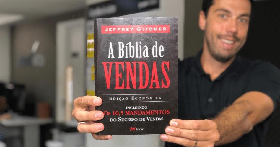 A Bíblia de Vendas - Jeffrey Gitomer