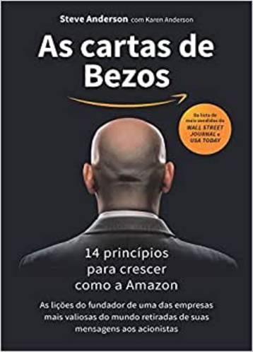 As Cartas de Bezos - Steve Anderson, Karen Anderson